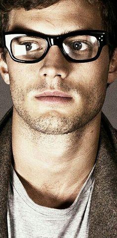 Jamie Dornan...could so be my Clark Kent. Damn.