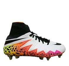 timeless design ba3a6 a4c04 nike Hypervenom Phantom II SGPro Mens Football Boots 747489 Soccer Cleats  US 105 white black total crimson 109     Visit the image link more details.