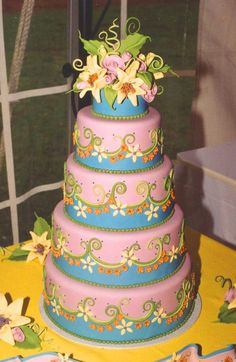 Cakes | Gallery | Julia Usher | Recipes for a Sweet Life