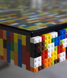 Lego Board Room Table