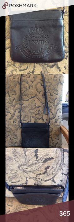Ralph Lauren cross body purse Smooth leather, hardly used. Lauren Ralph Lauren Bags Crossbody Bags