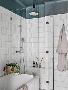 Home Interior Design .Home Interior Design Mold In Bathroom, Zen Bathroom, Bathroom Design Small, Bathroom Layout, Bathroom Ideas, Bathroom Organization, Bathroom Designs, Bathroom Ceiling Paint, Bathtub Ideas