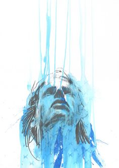 Barrier is the latest limited edition giclee print from Carne Griffiths and is one of the few pieces featuring a male subject. The original is created with expressive graphite lines and then layers of ink stripped back with boiling water. The piece also f Picasso, Fine Arts Degree, Limited Edition Prints, Art Pictures, Photos, Carne, Kai, Giclee Print, Original Artwork