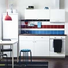 Kitchen colour schemes | Colour Schemes - Red Online