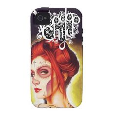 Voodoo Child Vibe iPhone 4 Cover
