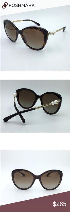 aba64de1e85a Chanel Polarized Tortoise Pearl Sunglasses Polarized Tortoise Pearl  sunglasses 5338-H C.714