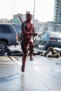 'Deadpool' New Villain Ajax; Having Speed, Agility; Could Beat Wade Wilson? Deadpool Film, Deadpool 2016, Deadpool Art, Deadpool Cosplay, Deadpool Stuff, Deadpool Pikachu, Deadpool Funny, Dead Pool, Spideypool