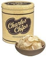 The Charlies Chips truck would drive around much like the ice cream trucks do. You could get your big tins refilled with chips/pretzels. :)