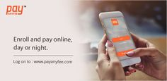 Facility of a dedicated MobileApp for parents to pay the Institute fee anywhere and anytime makes PayAnyFee a preferred platform.