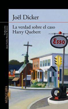 La verdad sobre el caso Harry Quebert #ebook #JoelDicker