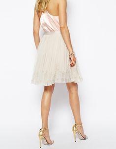 Enlarge Needle & Thread Embellished Tulle Skirt