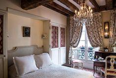 Hotel Caron de Beaumarchais where I will stay Oct 9