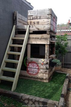 Pallet Patio Ideas …