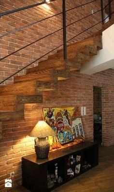 Schody - zdjęcie od Elkamino Dom | ściana