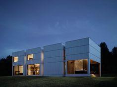 Tsai residence by HHF Architects +  Ai Weiwei, Ancram, New Yor, USA
