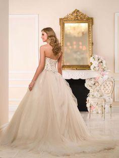 Stella York Spring 2015 Collection Wedding Dress