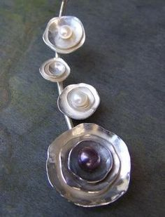 from hodgepodgerie - a US site full of tutorials, real live classes and supplies, various techniques for cold jewellery making, not just wire wrap