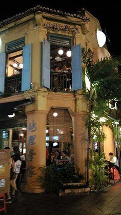 Geographer Cafe Melaka