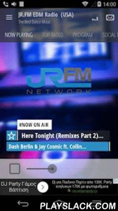 JR.FM House & Trance  Android App - playslack.com ,  JR.FM House & Trance allows you listen Dance music.Check out the best in House, Trance, Drum and Bass, and more, from the world's biggest Hits. The radio station is full loaded of music will be adding more and more music, you can also listen the music in background mode!Created by : 3dsweb - looksomething.com