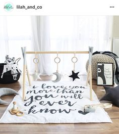 >>>>>> Darling Playmat <<<<<< #babyplaymat #babymusthave #love