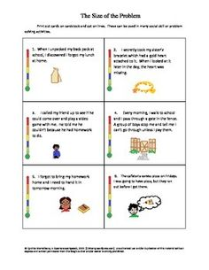 41 Best Problem Solving And Analysis For Kids Images Counseling