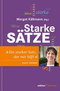 Margot Käßmann Starke Sätze edition chrismon