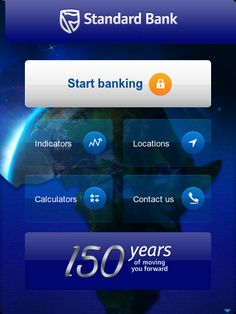 STANDARD BANK MOBILE BANKING NOW AVAILABLE FOR BLACKBERRY 10