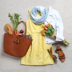 Love this springtime outfit from Stitch Fix!