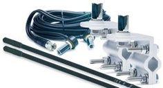 Truckspec TSPS23KB 3 Platinum Series Dual Mirror Mount Cb Antenna Kit 1000w Black >>> Visit the image link more details.(This is an Amazon affiliate link)