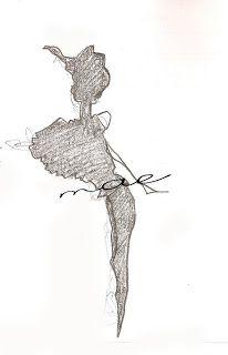 black sketch silhouette