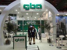 Estande da GBA para a Fenasucro & Agrocana 2011, encontro mundial do setor sucroenergético, em Sertãozinho, SP. Veja mais fotos aqui e conheça também o site da agência: www.altacomunicazione.com.br