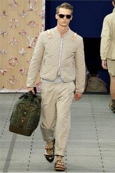Louis Vuitton Spring/Summer 2012 -- Jacket