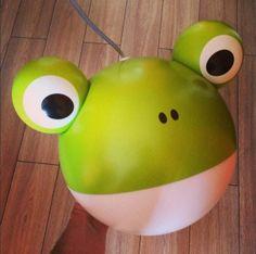 Békás gyereklámpa, természetesen ez is Philips Yoshi, Character, Instagram, Art, Craft Art, Kunst