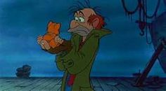 *FAGIN & OLIVER ~ Oliver and  Company, 1988