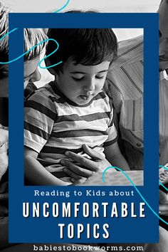 Learn why it's important to talk to read books about uncomfortable topics with kids, and use them as a jumping off point for important conversations. Practical Parenting, Parenting Tips, American Girl Books, Magic Treehouse, Mom Hacks, Book Girl, Kids Reading, Feeling Special, Read Books