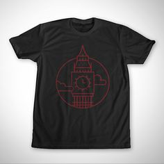 London Icon dari Tees.co.id oleh Hans/aza