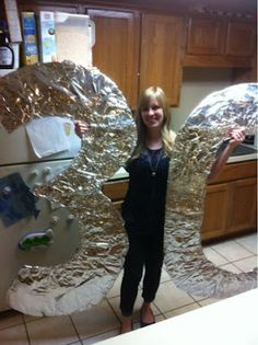 Giant Foil Numbers for Milestone Birthday Party!