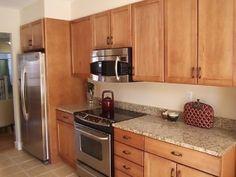 Small Galley Kitchen Designed by Kitchen Views