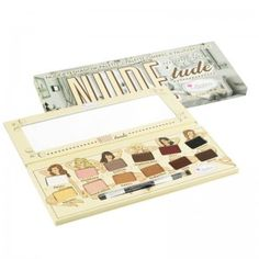 The Balm - Eyeshadow Palette - NUDE tude