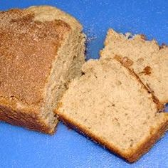 A sweet cinnamon bread that requires a batch of Amish Friendship Bread Starter. For variations, add your favorite fruits and/or nuts!