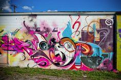 SMASH137 http://www.widewalls.ch/artist/smash137/ #graffiti #urban #art #street #art