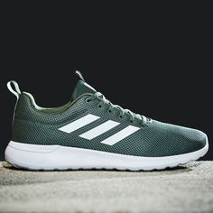 When your trainers are as rare as an Emerald Gem (and the same colour) you can't go wrong. The adidas CloudFoam Lite Racers are not only stylish but ensure you can maximise your speeds.