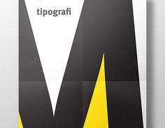"Check out new work on my @Behance portfolio: ""Typographic Poster"" http://be.net/gallery/53150767/Typographic-Poster"