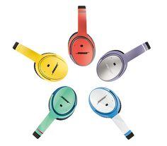 Bose® Custom QuietComfort® 25 Acoustic Noise Cancelling® headphones — Apple® devices