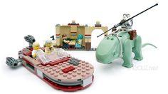 LEGO STAR WARS 4501   Mos Eisley Cantina   La cantina de Mos Eisley