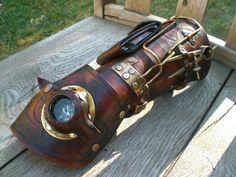 Awesome!    Custom Map Quester Bracer by Skinz-N-Hydez.deviantart.com on @deviantART