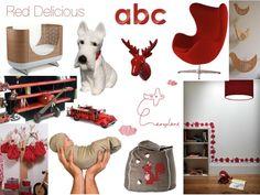 """""""RED DELICIOUS"""" Nurture By Design (Highett VIC)"""