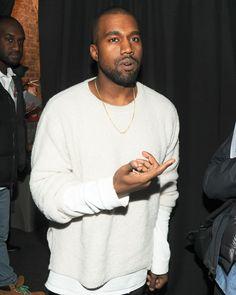 Kanye West celebrates Matthew Barney's new film River of Fundament at BAM