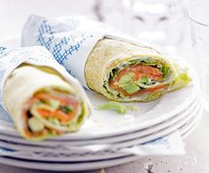 30 Day Guide to Paleo Meal Plan - Primal Palate Healthy Sandwich Recipes, Healthy Wraps, Paleo Recipes, Snack Recipes, Paleo Meal Plan, Tortilla Wraps, Wrap Sandwiches, Fajitas, Quick Meals