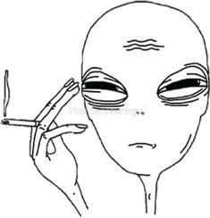 gif art funny trippy Black and White weird wtf drugs weed marijuana smoke joint pot high drug trip Smoking animated gif creature surreal Abstract odd arts alien aliens UFO Alien Drawings, Art Drawings, Weird Drawings, Weird Art, Pale Tumblr, Art Inspo, Art Sketches, Illustration Art, Landscape Illustration